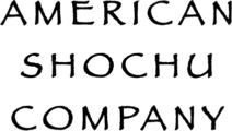 American Shochu Company