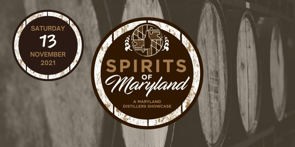 Spirits of Maryland event cover